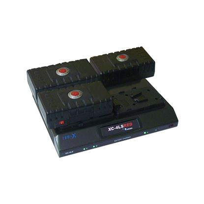 Picture of Quad Fast Charger for RED Bricks